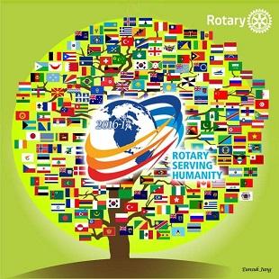 My Rotaryの登録のイメージ